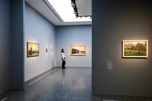Mondrian-Ausstellung